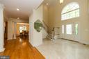Foyer - 7919 N PARK ST, DUNN LORING