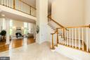 Staircase - 7919 N PARK ST, DUNN LORING
