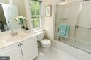 En Suite Bath for Bedroom 2 - 7919 N PARK ST, DUNN LORING