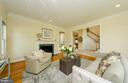 Living Room - 7919 N PARK ST, DUNN LORING