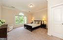 Bedroom 3 - 7919 N PARK ST, DUNN LORING