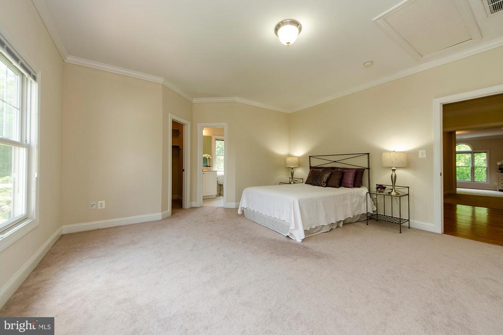 Bedroom 2 - 7919 N PARK ST, DUNN LORING