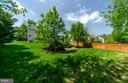 Rear Yard - 7919 N PARK ST, DUNN LORING
