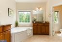 Master Bath - 7919 N PARK ST, DUNN LORING