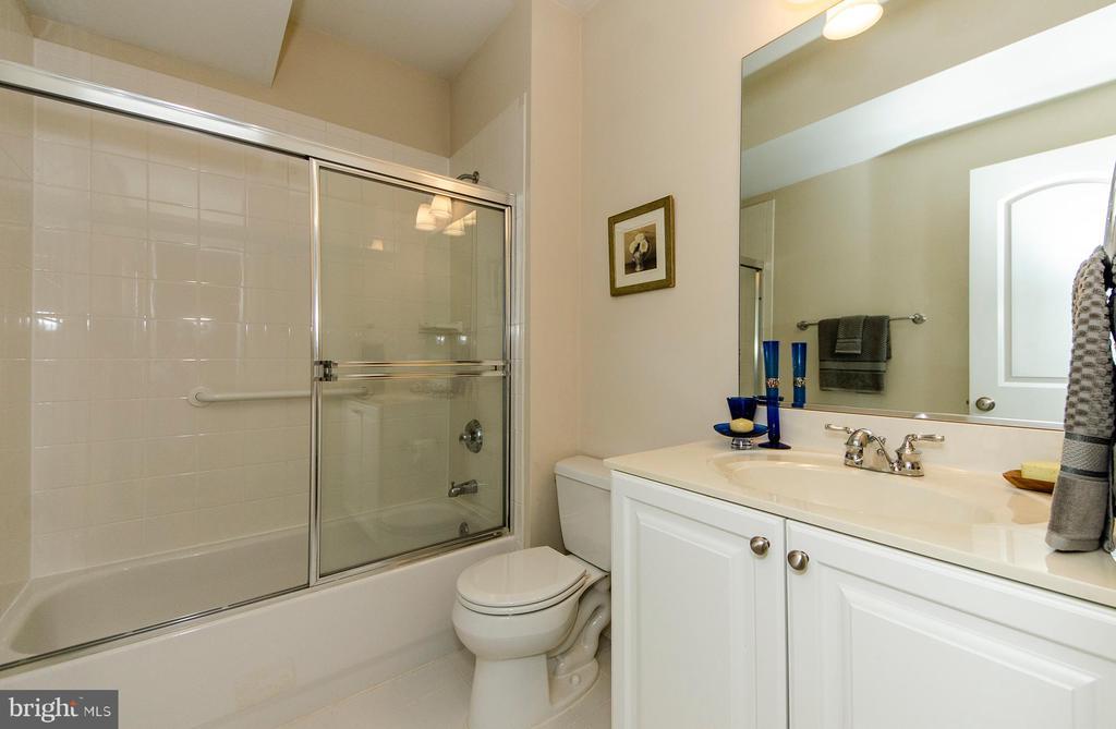 Lower Level Bath - 7919 N PARK ST, DUNN LORING