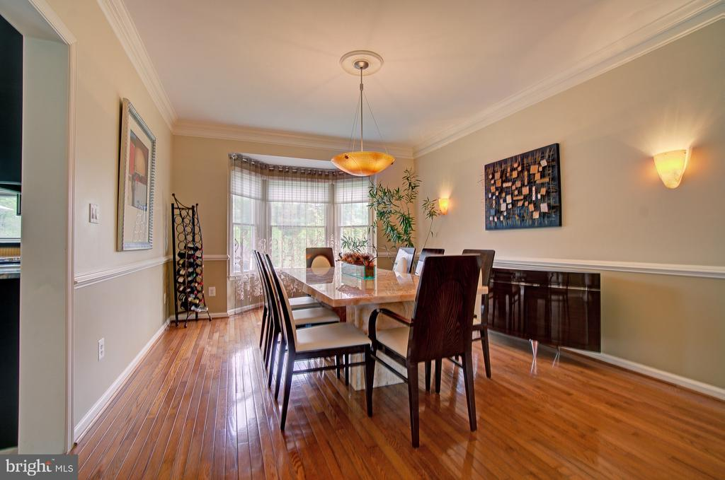 Elegant and stylish light fixtures throughout. - 10753 BLAZE DR, RESTON