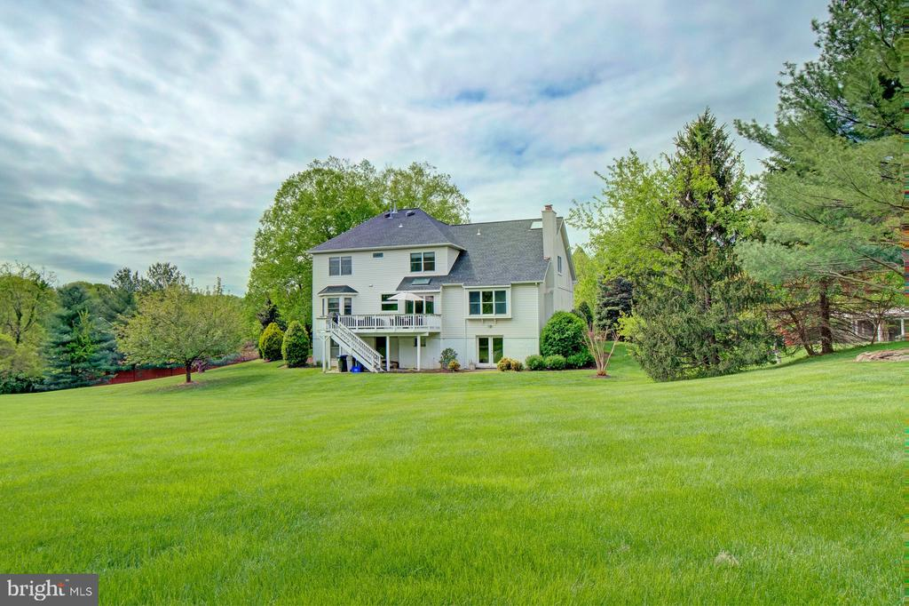 Professionally landscaped and maintained. - 10753 BLAZE DR, RESTON