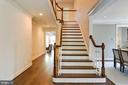 Foyer - 5211 CARLTON ST, BETHESDA