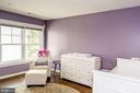 Second Bedroom - 5211 CARLTON ST, BETHESDA