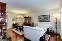 Living Room - 3814 HANSBERRY CT NE, WASHINGTON