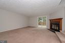 Living Room - 7868 MARIOAK DR, ELKRIDGE