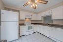 Kitchen - 7868 MARIOAK DR, ELKRIDGE