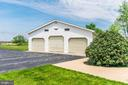 3 Car Garage - 1461 EAGLE SCHOOL RD, MARTINSBURG