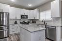 Kitchen has been completely remodeled! - 15536 BOAR RUN CT, MANASSAS