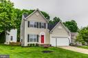 Beautiful lot on a culdesac & backing to trees - 15536 BOAR RUN CT, MANASSAS