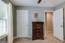 Bedroom #2 - 15536 BOAR RUN CT, MANASSAS
