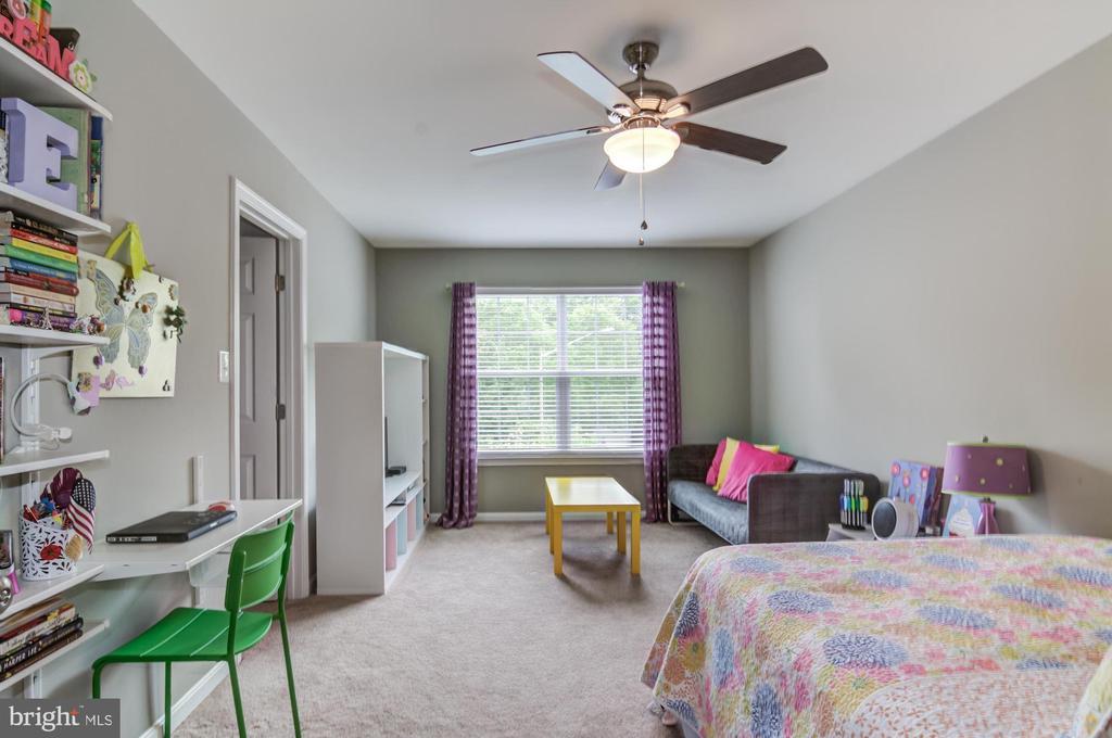 Bedroom #4 - 15536 BOAR RUN CT, MANASSAS