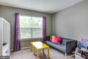 Bedroom #4 has space for toys or sitting area - 15536 BOAR RUN CT, MANASSAS