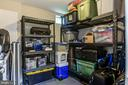 Basement storage room/bonus room - 15536 BOAR RUN CT, MANASSAS