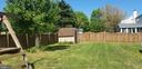 Huge Fenced in Backyard - 9310 E CARONDELET DR, MANASSAS PARK