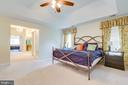 Master Bedroom - 12709 OX MEADOW DR, HERNDON