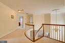Upper Level Halls - 12709 OX MEADOW DR, HERNDON