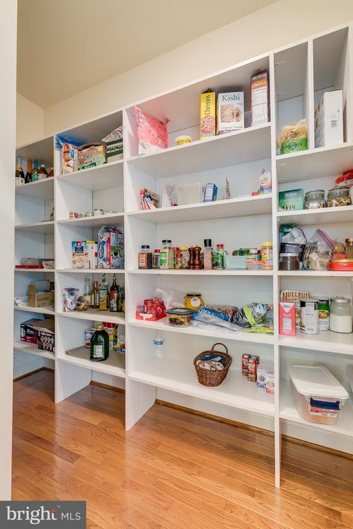 Large Pantry - 12709 OX MEADOW DR, HERNDON