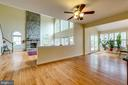 Table space area - 12709 OX MEADOW DR, HERNDON