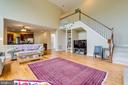 Family Room - 12709 OX MEADOW DR, HERNDON
