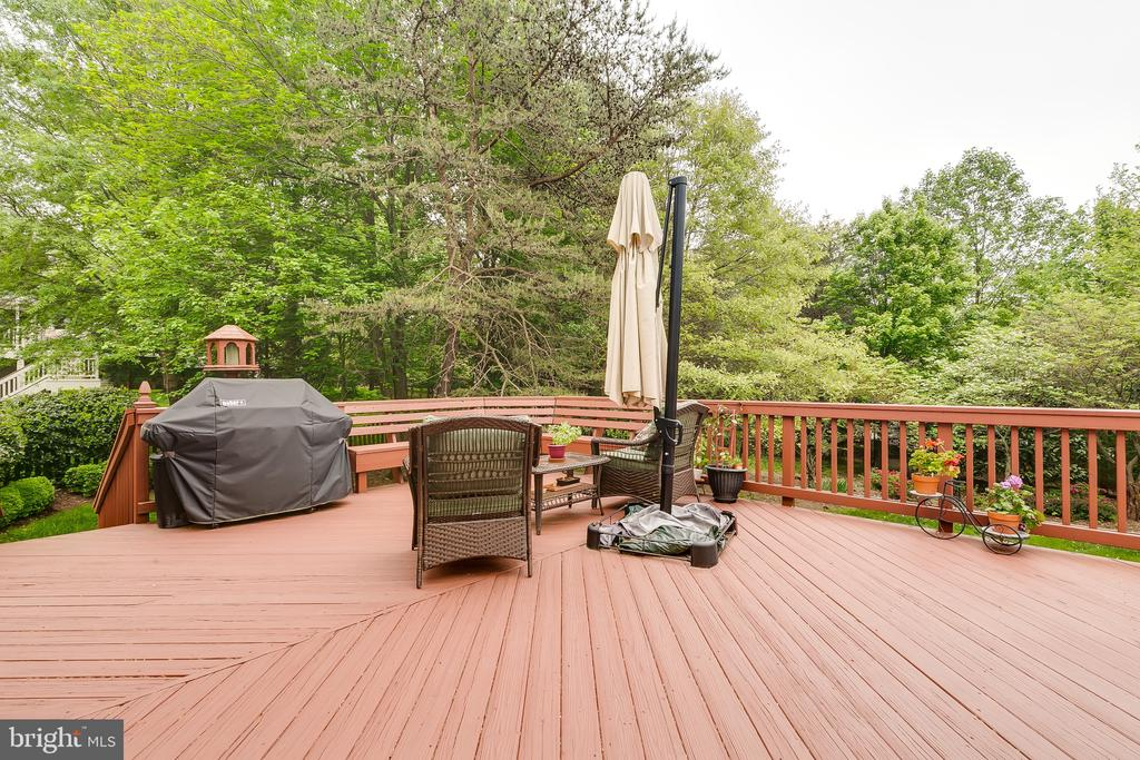 Deck - 12709 OX MEADOW DR, HERNDON