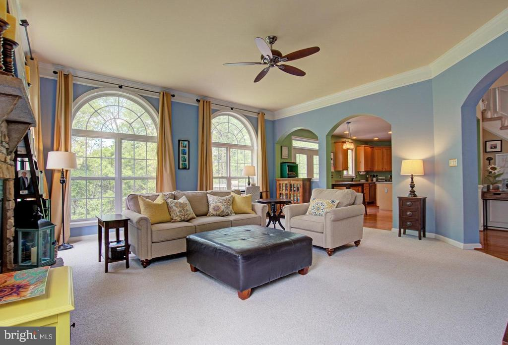 Perfect Space for Family Gatherings/Entertaining - 42834 MEANDER CROSSING CT, BROADLANDS