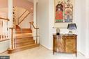 Impressive Foyer - 1734 N GEORGE MASON DR, ARLINGTON