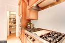 Large pantry off kitchen - 1734 N GEORGE MASON DR, ARLINGTON