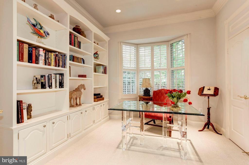 At home office - 1734 N GEORGE MASON DR, ARLINGTON