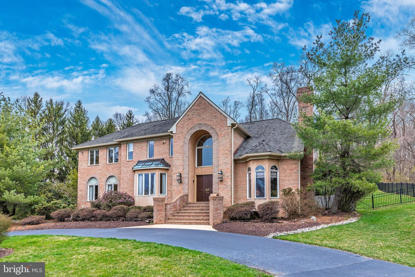 Photo of home for sale at 30 Sleepy Hollow Drive, Newtown Square PA