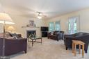 Family Room - 15616 NEATH DR, WOODBRIDGE