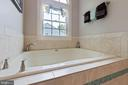 Master Bath - 15616 NEATH DR, WOODBRIDGE