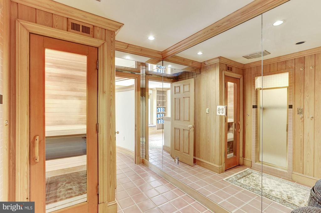 Sauna and Shower/Bath - 7709 CARLTON PL, MCLEAN