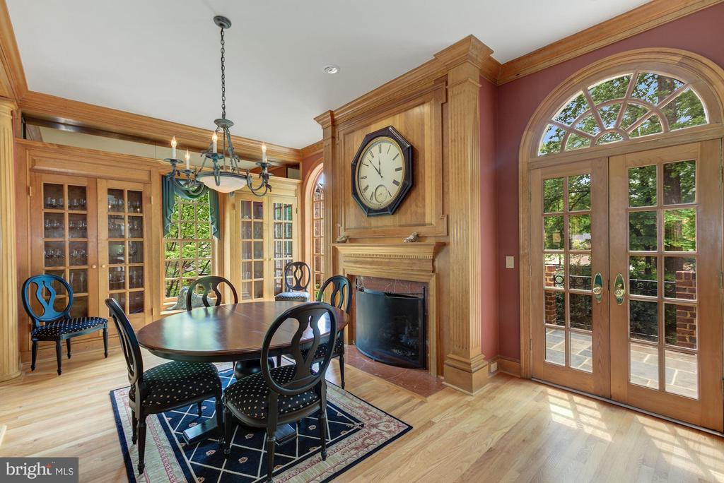 Breakfast Room - 7709 CARLTON PL, MCLEAN