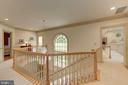 Upper-Level Landing - 7709 CARLTON PL, MCLEAN