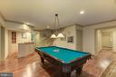 Recreation/Game Room - 7709 CARLTON PL, MCLEAN