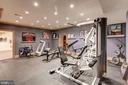 Home Gym - 7709 CARLTON PL, MCLEAN