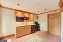 Kitchenette - 7709 CARLTON PL, MCLEAN