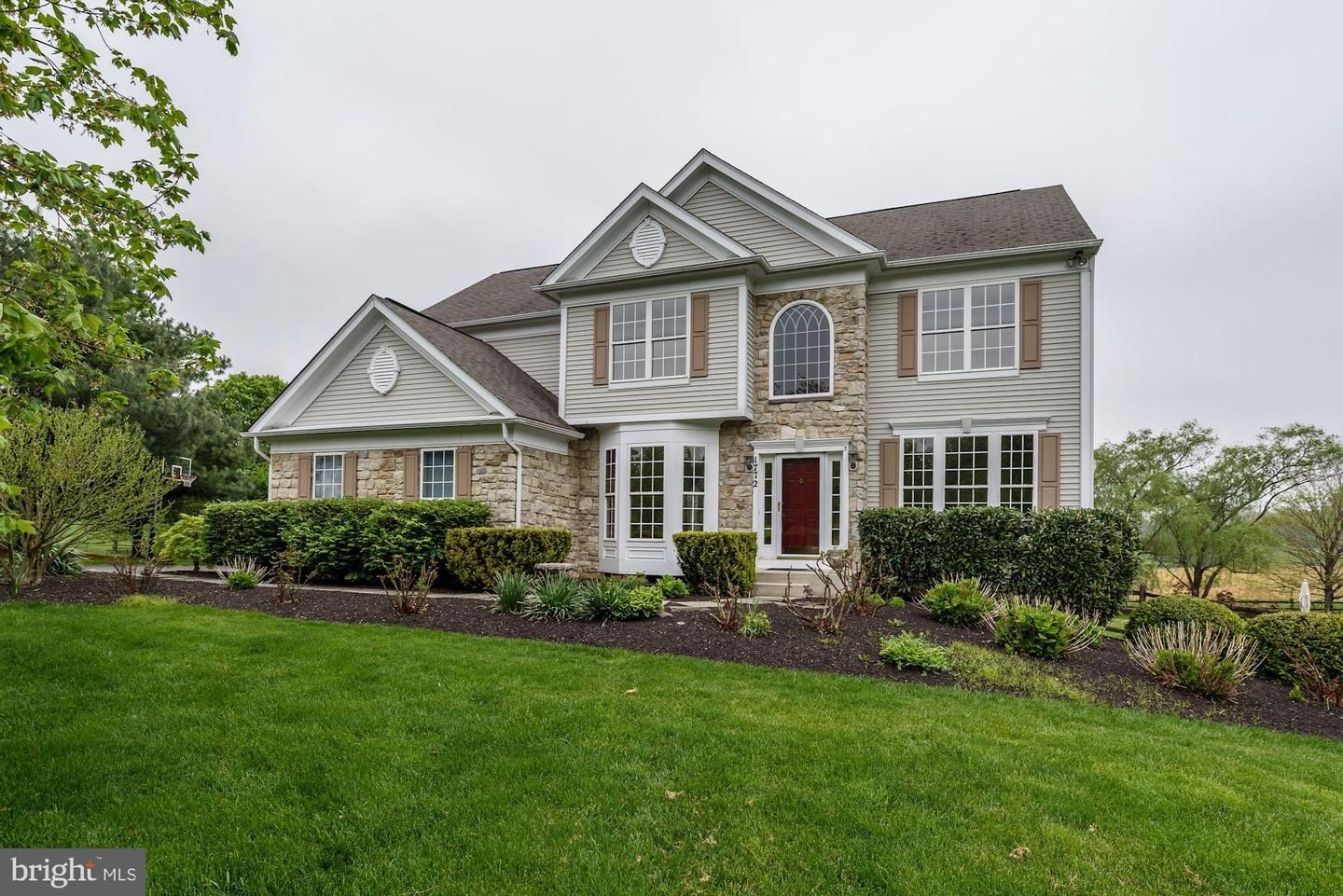 Single Family for Sale at 1772 Cattail Meadows Dr Woodbine, Maryland 21797 United States