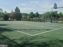 Community basketball court - 15536 BOAR RUN CT, MANASSAS