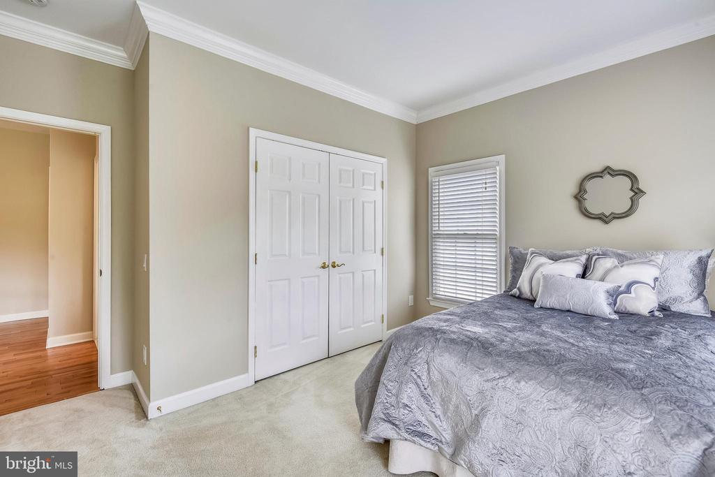 One of 5 Bedrooms on the Upper Level! - 6846 CREEK CREST WAY, SPRINGFIELD