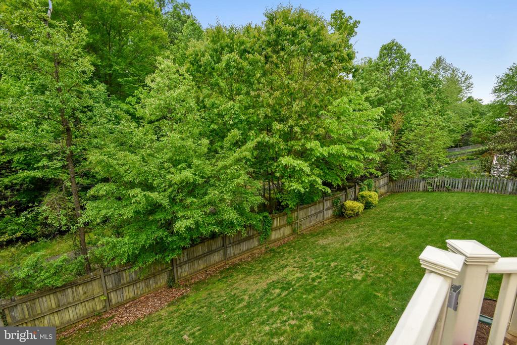View from the Deck! - 6846 CREEK CREST WAY, SPRINGFIELD