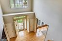2-story entry from above! - 6846 CREEK CREST WAY, SPRINGFIELD
