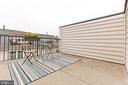 Rooftop deck - 2624 S KENMORE, ARLINGTON