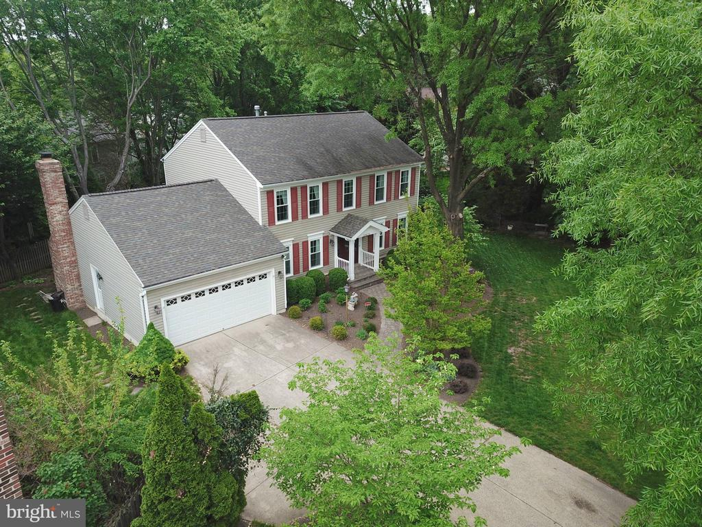 - 14404 RED BARN CT, CENTREVILLE